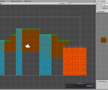 Unity3Dタイルマップ作成時の注意点