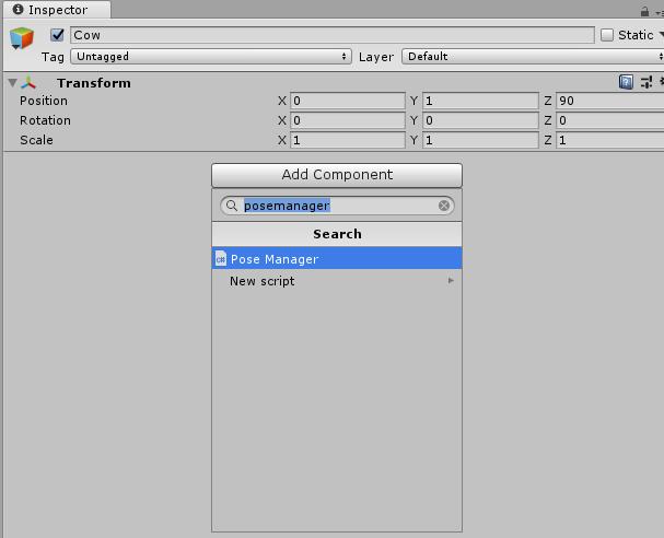 Unity3D+IK(Inverse Kinematics)のAnima2Dチュートリアル