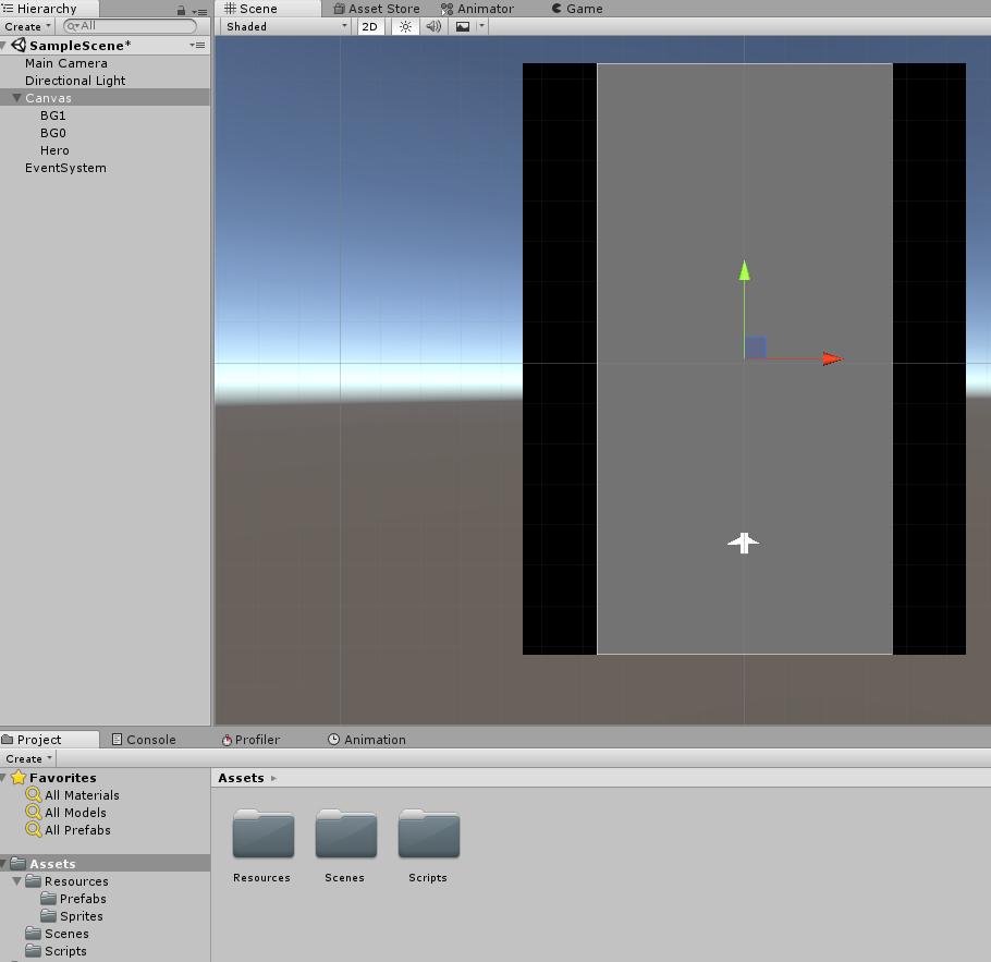 Unity3D+シューティングゲームのオブジェクトプールのチュートリアル