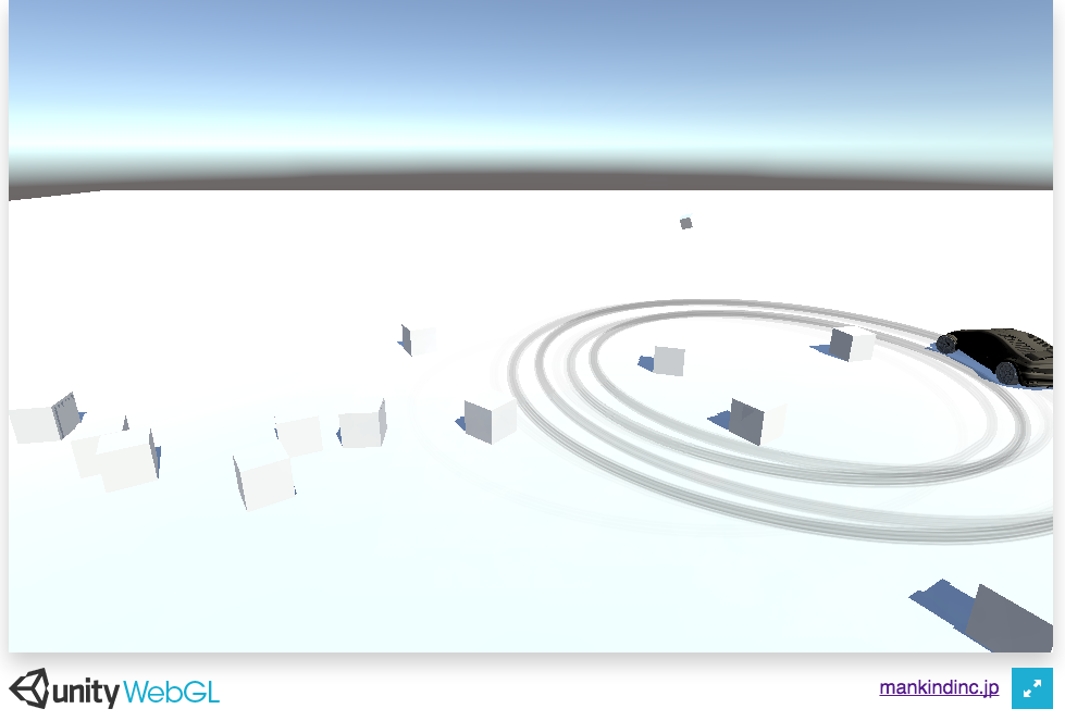 【デモあり】Unity5のWebGLエクスポートをしてみました